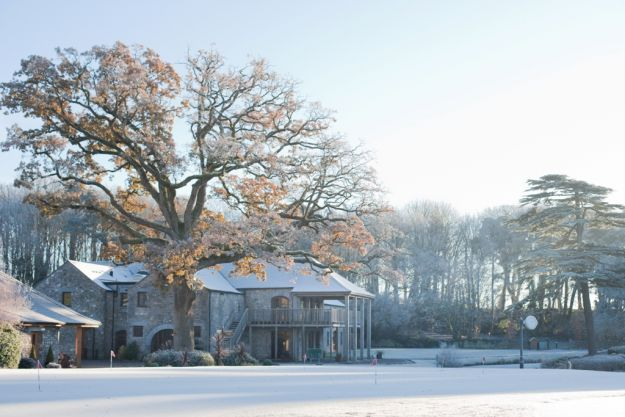 """Christmas at Fota Island Resort"""
