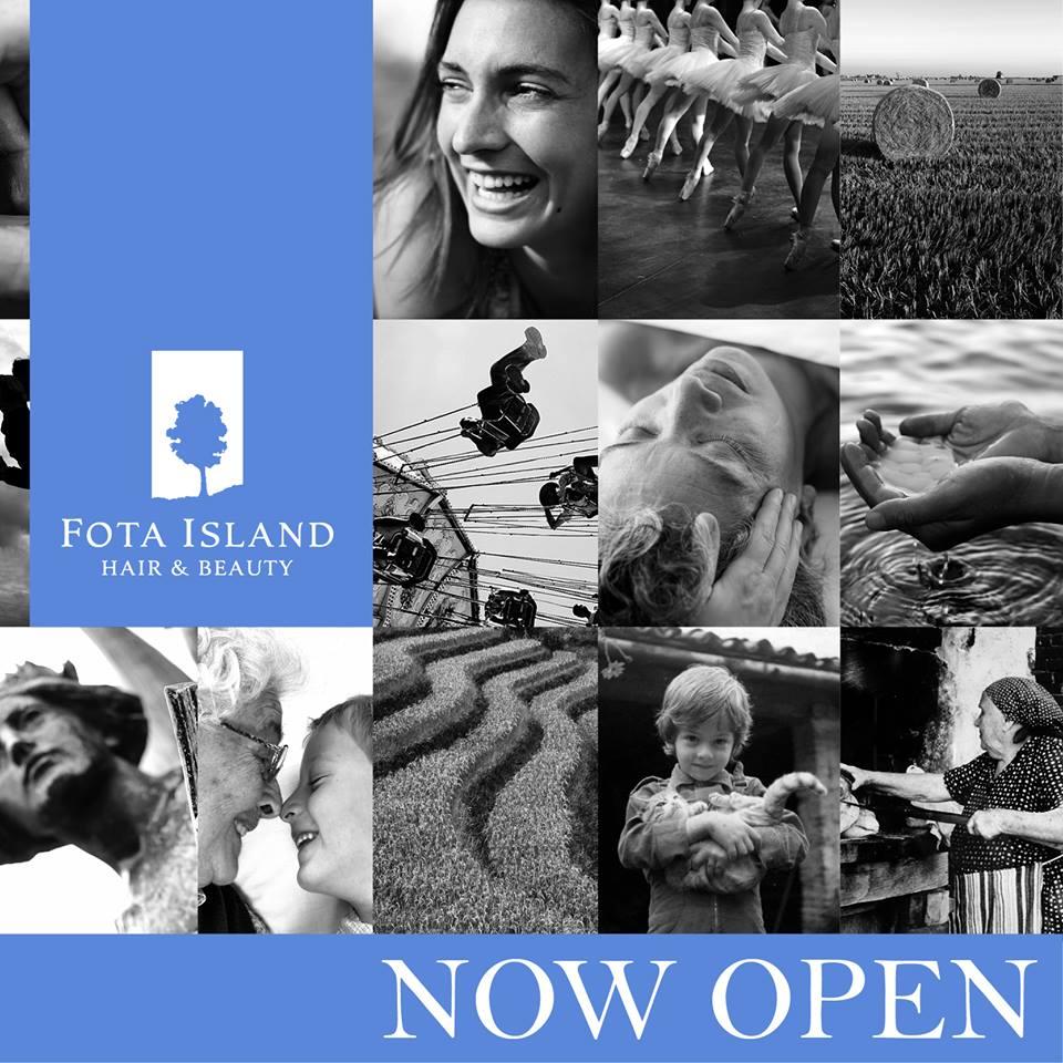 The Hair & Beauty Rooms at Fota Island Spa Cork
