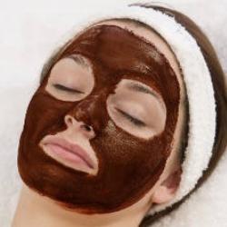 dark chocolate mask