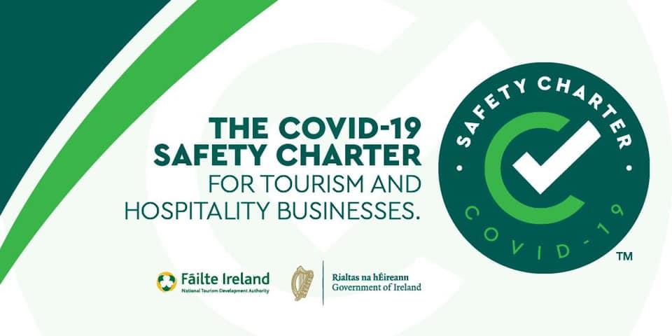 Fáilte Ireland COVID-19 Safety Charter | Fota Island Resort