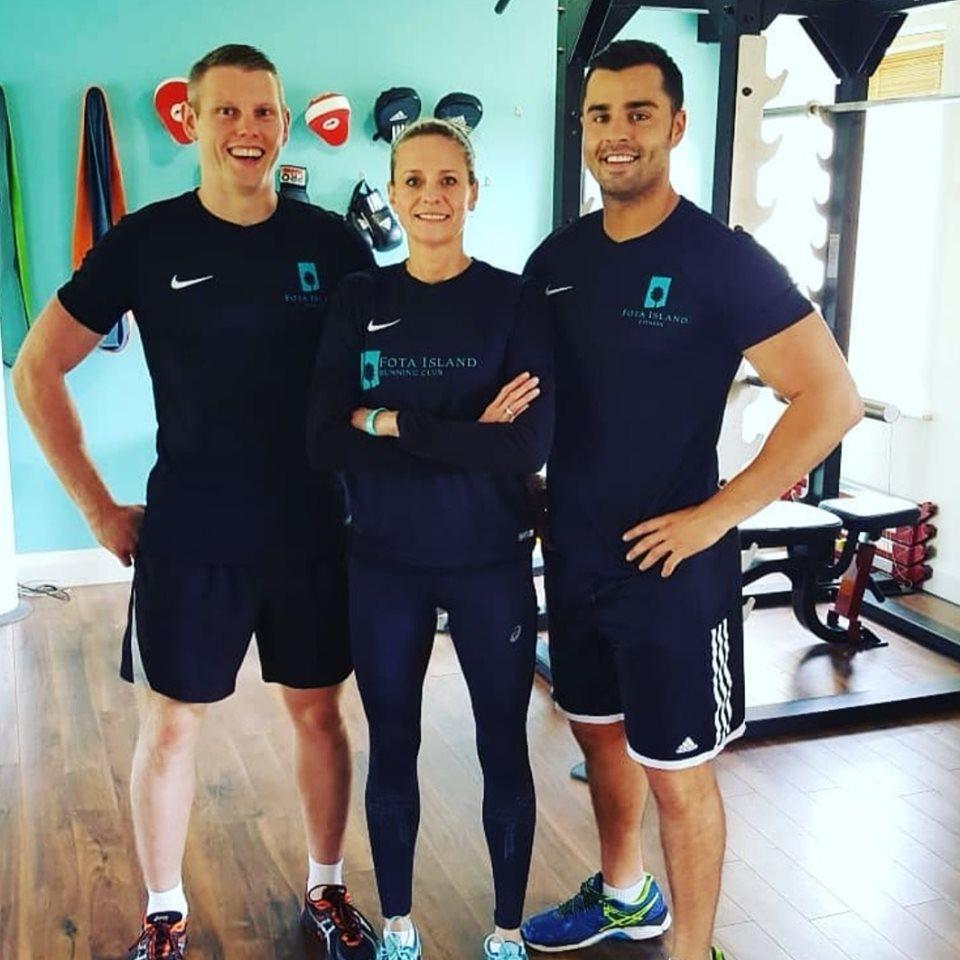 Fota Fitness Instructors