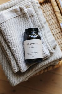 Relax with a Ground Spa Treatment