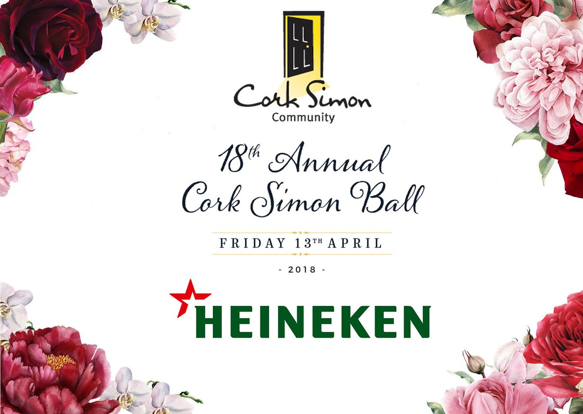 18th Cork Simon Annual Fundraising Ball